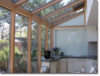 Wintergarten Holz Wurm Architektur In Holz Und Glas