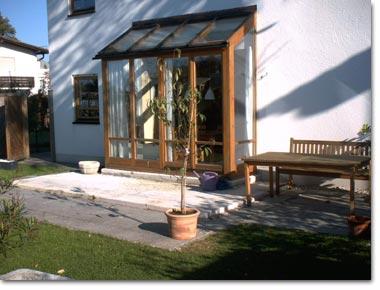 wintergarten holz wurm architektur in holz und glas. Black Bedroom Furniture Sets. Home Design Ideas